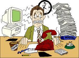 ¿Qué es el estrés en el medio laboral?