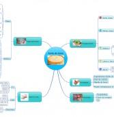 Mind Map : Torta de coco