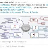 Nuestros Hashtag #dailymap & #FastMapping