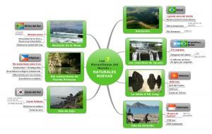 7 maravillas del Mundo Naturales nuevas