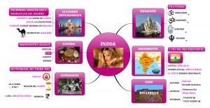mapamental, mind mapping, mind, mapping, mindmap, map, signos, mindjet, mindmanager, mindmanager2012, viaje, india